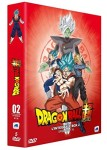 Dragon Ball Super - L'intégrale Box 2  d'occasion (DVD)