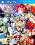 Dragon Ball Z : Battle of Z sous blister d'occasion sur Playstation Vita