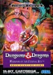 Dungeons & Dragons: Warriors of the Eternal Sun en boîte d'occasion sur Megadrive