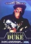 Dynamite Duke en boîte d'occasion (Megadrive)