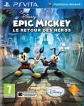 Epic Mickey: Le Retour des Héros d'occasion (Playstation Vita)