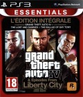 GTA IV & Episodes From Liberty City Essentials d'occasion sur Playstation 3