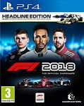 F1 2018 : Headline Edition  d'occasion sur Playstation 4