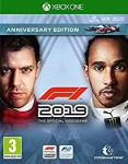 F1 2019 - Édition Anniversaire  d'occasion (Xbox One)