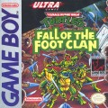 Teenage Mutant Ninja Turtles: Fall of the Foot Clan (import USA) d'occasion sur Game Boy