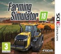 Farming Simulator 18 d'occasion sur 3DS