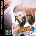 Fatal fury 3 d'occasion (Neo Geo CD)