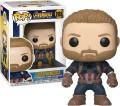 Pop Marvel Avengers Infinity War - Captain America - 288 d'occasion (Figurine)