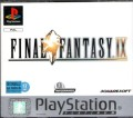Final Fantasy IX - Platinum d'occasion sur Playstation One