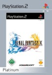 Final Fantasy X - Platinum d'occasion (Playstation 2)