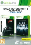 Forza Motorsport 3 et Alan Wake d'occasion (Xbox 360)