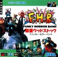 Wakusei Woodstock: Funky Horror Band (import japonais) d'occasion (Mega CD)