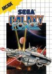 Galaxy Force en boîte d'occasion (Master System)