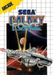 Galaxy force d'occasion sur Master System