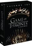 Game Of Thrones (Le Trône De Fer) - Saisons 1 et 2 d'occasion (DVD)