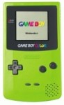 Console Game Boy Color Vert d'occasion sur Game Boy