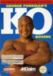 George Foreman's KO Boxing d'occasion sur NES