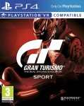 Gran Turismo Sport d'occasion sur Playstation 4