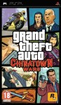 Gta chinatown wars d'occasion (Playstation Portable)
