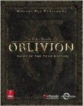 Guide Oblivion Game of the Year d'occasion sur Jeux PC