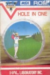 Hole in One MSX  d'occasion (Divers rétro)