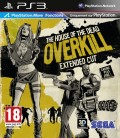 The House of the Dead: Overkill - Extented Cut d'occasion sur Playstation 3