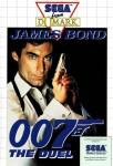 James bond 007 : The Duel en boîte d'occasion (Master System)