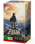 The Legend of Zelda : Breath of the Wild - Edition Limitée d'occasion (Switch)