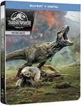 Jurassic World : Fallen Kingdom Steelbook d'occasion (BluRay)