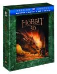 Le Hobbit la désolation de smaug version longue 3D d'occasion (BluRay)