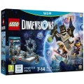 Lego Dimensions (Pack de démarrage) en boîte  d'occasion (Wii U)