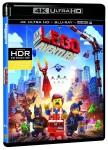 Lego La Grande Aventure 4K d'occasion (BluRay)