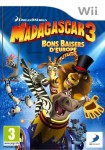 Madagascar 3: Bons Baisers d'Europe d'occasion (Wii)