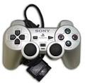Manette DualShock 2 Silver d'occasion (Playstation 2)