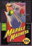 Marble Madness (import USA) en boîte d'occasion (Megadrive)