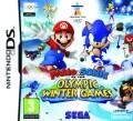 Mario & Sonic aux Jeux Olympiques d'Hiver d'occasion (DS)