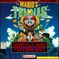 Mario's Tennis (import USA) en boîte  d'occasion (Virtual Boy)