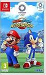 Mario & Sonic aux Jeux Olympiques de Tokyo 2020  d'occasion (Switch)