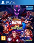 Marvel Vs Capcom Infinite d'occasion sur Playstation 4