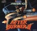 After burner III d'occasion (Mega CD)