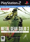Metal Gear Solid 3 : Subsistence d'occasion (Playstation 2)