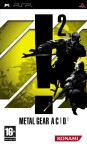 Metal Gear Acid²  d'occasion (Playstation Portable)