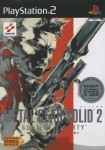 Metal Gear Solid 2 : Sons of liberty d'occasion (Playstation 2)