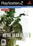 Metal Gear Solid 3: Snake Eater  d'occasion (Playstation 2)