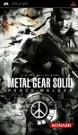 Metal Gear Solid : Peace Walker sous blister d'occasion (Playstation Portable)