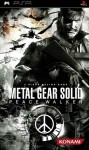 Metal Gear Solid : Peace walker d'occasion (Playstation Portable)
