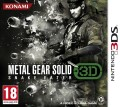 Metal Gear Solid: Snake Eater 3D d'occasion sur 3DS