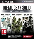 Metal Gear Solid HD Collection d'occasion (Playstation 3)