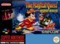 The magical quest starring mickey mouse d'occasion sur Super Nintendo