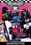 Micro Machines 2 : Turbo Tournament d'occasion (Megadrive)